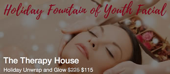 Holiday Fountain of Youth Facial